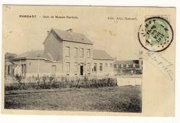 BELGIQUE - RANSART - Gare De Masses Diarbois Legere Tache Sinon Bon Voir Scan - Unclassified