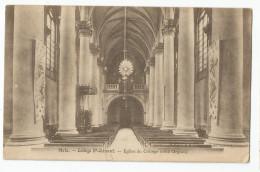 Moselle - 57 - Metz Collège St Clément église Du Collège Coté Orgues - Metz