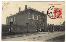 BELGIQUE - RANSART - Ecole Des Garcons Du Bois Animée Bon Etat - Unclassified