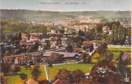 91 - ORSAY LE GUICHET : Vue Générale - Jolie CPA CPSM PF Colorisée - Essonne - Orsay