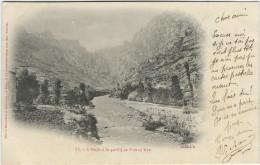 Aude :  L´Aude, A La Sortie De Pierre Lys, Précurseur - France