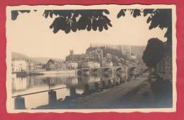 Huy - Jolie Vue De La Ville Par Le Photographe Hutois Puvrez - Carte Photo ( Voir Verso ) - Bütgenbach