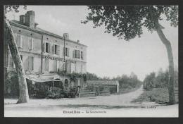 HOUEILLES - La Gendarmerie - France