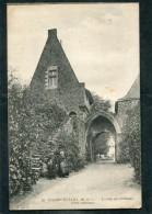 CPA - CHAMPTOCEAUX - Entrée Du Château, Côté Intérieur, Animé - Champtoceaux