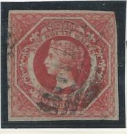 Colonie Anglaise, Nouvelle Galles Du Sud, N° 25 Oblitéré Vermillon - Grande-Bretagne (ex-colonies & Protectorats)