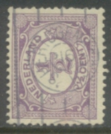 Drukwerkrolstempel 'sHertogenbosch 16 Op Nvph 50 - 1891-1948 (Wilhelmine)