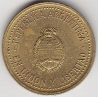 @Y@   Argentinië   10 Centiem  1992    KM 107   (3549) - Argentinië