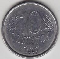 @Y@   Brazilië   10   Centavos   1997  KM 6.33        (3552) - Brazilië