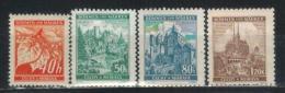 BÖHMEN&MÄHREN 1940 - MiNr: 38 - 41   Komplett  ** / MNH - Böhmen Und Mähren