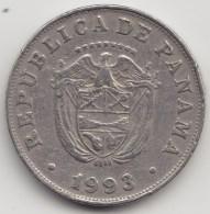 @Y@   Panama  5 Centimos  1993  KM 23.2        (3555) - Panama