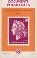 Documents Philateliques - Numero 133 - Voir Sommaire - Littérature