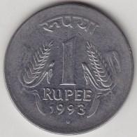 @Y@   India  1 Rupee   1993    KM 92.1    (3558) - India