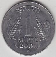 @Y@   India  1 Rupee   2001    KM 92.2    (3559) - India