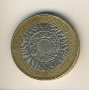 Großbritannien V. 2000  2 Pounds  (49023) - 2 Pounds