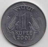 @Y@   India  1 Rupee   2001    KM 92.2    (3561) - India