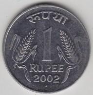 @Y@   India  1 Rupee   2002    KM 92.2    (3563) - India