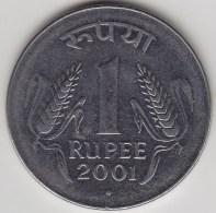 @Y@   India  1 Rupee   2001    KM 92.2    (3564) - India