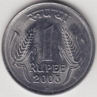 @Y@   India  1 Rupee   2003    KM 92.2    (3566) - India