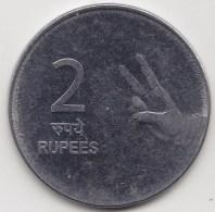 @Y@   India  2  Rupee   2007    KM 327    (3567) - India