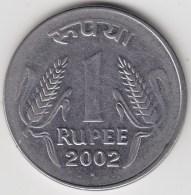 @Y@   India  1  Rupee   2002    KM 92.2     (3571) - India