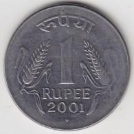 @Y@   India  1  Rupee   2001    KM 92.2     (3572) - India