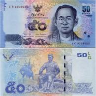 THAILAND       50 Baht       P-New       ND (2012)       UNC  [ Sign. 84 ] - Thailand