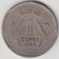 @Y@   India  1  Rupee   1985    KM 79.1     (3573) - India