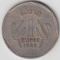 @Y@   India  1  Rupee   1985    KM 79.1     (3573) - Inde