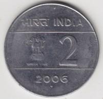 @Y@   India  2  Rupee   2006    KM 326     (3575) - India