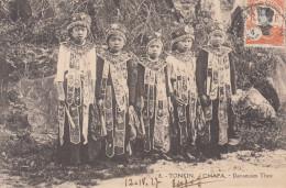 CHAPA Sapa Danseuses Thos Dieulefils N° 8 Tonkin Indochine Vietnam Annam - Vietnam