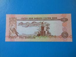 E.A.U. United Arab Emirates 5 Dirhams 1982 P7a UNC - Emirats Arabes Unis