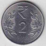 @Y@   India  2  Rupee   2012    KM 395     (3576) - India