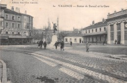 26 - Valence - La Gare Animée - Café Lyonnais Jardy - Valence