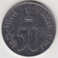 @Y@   India  50 Paise   1989   KM 69      (3579) - India