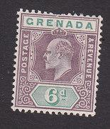 Grenada, Scott #53, Mint Hinged, King Edward VII, Issued 1902 - Grenada (...-1974)