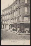 C.P.A. DE LA PLACE ET HOTEL DES GRANDS HOMMES A BORDEAUX 33 - Bordeaux