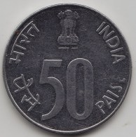 @Y@   India    50 Paise  1996  KM 69      (3586) - India