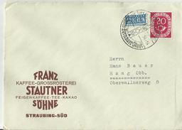 BDR CV 1953 - Briefe U. Dokumente