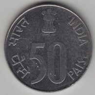 @Y@   India    50 Paise  1996  KM 69      (3587) - India