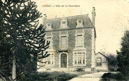 N°51731 -cpa Livarot Villa De La Pipardière- - Livarot
