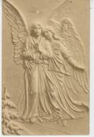 FEMMES - FRAU - LADY - Jolie Carte Fantaisie Femmes Anges - Edit . RAPHAEL TUCK  Et Fils Ltd - Serie 380 - Natale