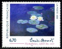 N° 3247 Tableau Claude MONET Neuf ** - France