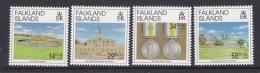 Ascension 1992 Liberation Of The Falkland Islands 4v  ** Mnh (33472) - Ascension
