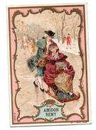Chromo - Amidon Remy - Kaufmanns- Und Zigarettenbilder
