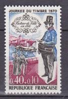 N° 1632 Journée Du Timbre: Facteur De Ville En 1830 : Un Timbre  Neuf Sans Charnièreimpéccable - Nuevos