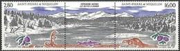 St-Pierre Et Miquelon 1993 Yvertn° 586A  *** MNH Cote 10,00 Euro  Faune Et Flore - Neufs