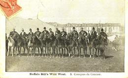 CPA (spectacle Cirque)    Buffalo Bill S Wild West  Cosaques Du Caucase (b 6) - Circo
