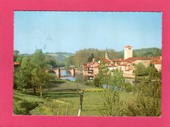 81 TARN, ROQUECOURBE, Vue Sur Ste-Juliane, 1978, (SIMS) - Roquecourbe