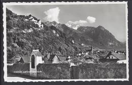 LIECHTENSTEIN - VADUZ - Carte écrite En 1957 - ED. Verlag R. Ospelt - - Liechtenstein