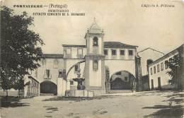 PORTUGAL - Portalegre - Seminario Extincto Convento De S. Bernardo - Portalegre
